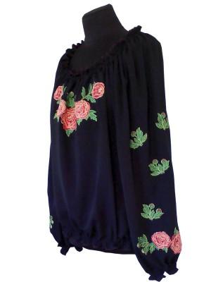 Вышиванка одежда в этно стиле