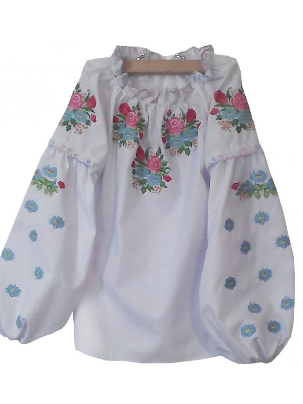 Вышиванка детская, одежда в