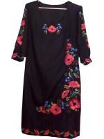 Вышитое платье 25.2