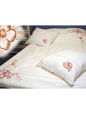 Вышитое постельное белье Узор под заказ