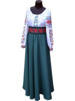украинский костюм в современном стиле КОРОЛЕВА ЛІТА