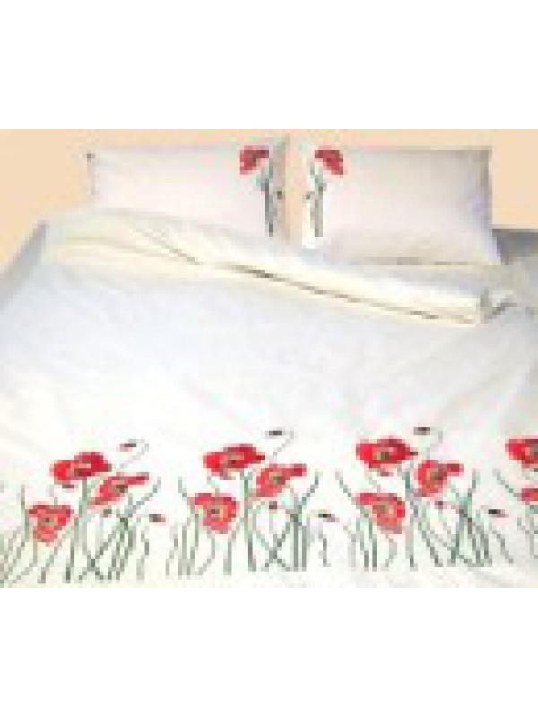 Вышитое постельное белье Узор