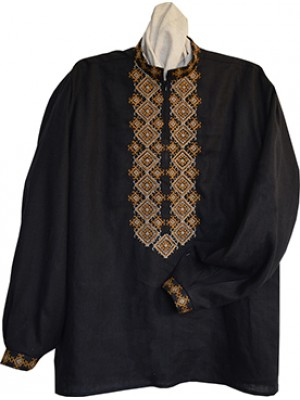 купить вышиванку, мужская вышиванка, рубашка в этно-стиле, мужская льняная рубашка