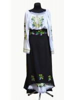 женский костюм ВИНОГРАД